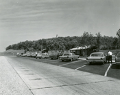 Rest area south of Portage along I90/94 - June 1967