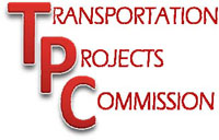 Transportation Projects Commission logo