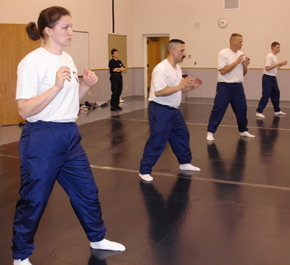 Defense and Arrest Tactics Training
