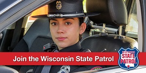 Join the state patrol