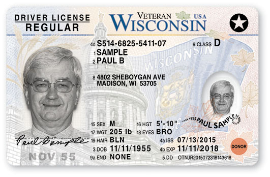 Wisconsin DMV Official Government Site - Military veterans