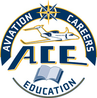 Image result for aviation career education logo