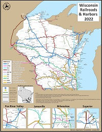 Wisconsin Department of Transportation Freight railroads