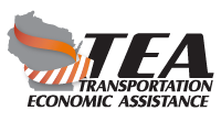Transportation Economic Assistance progam logo