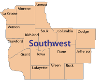 Wisconsin Department Of Transportation Southwest Region Highway