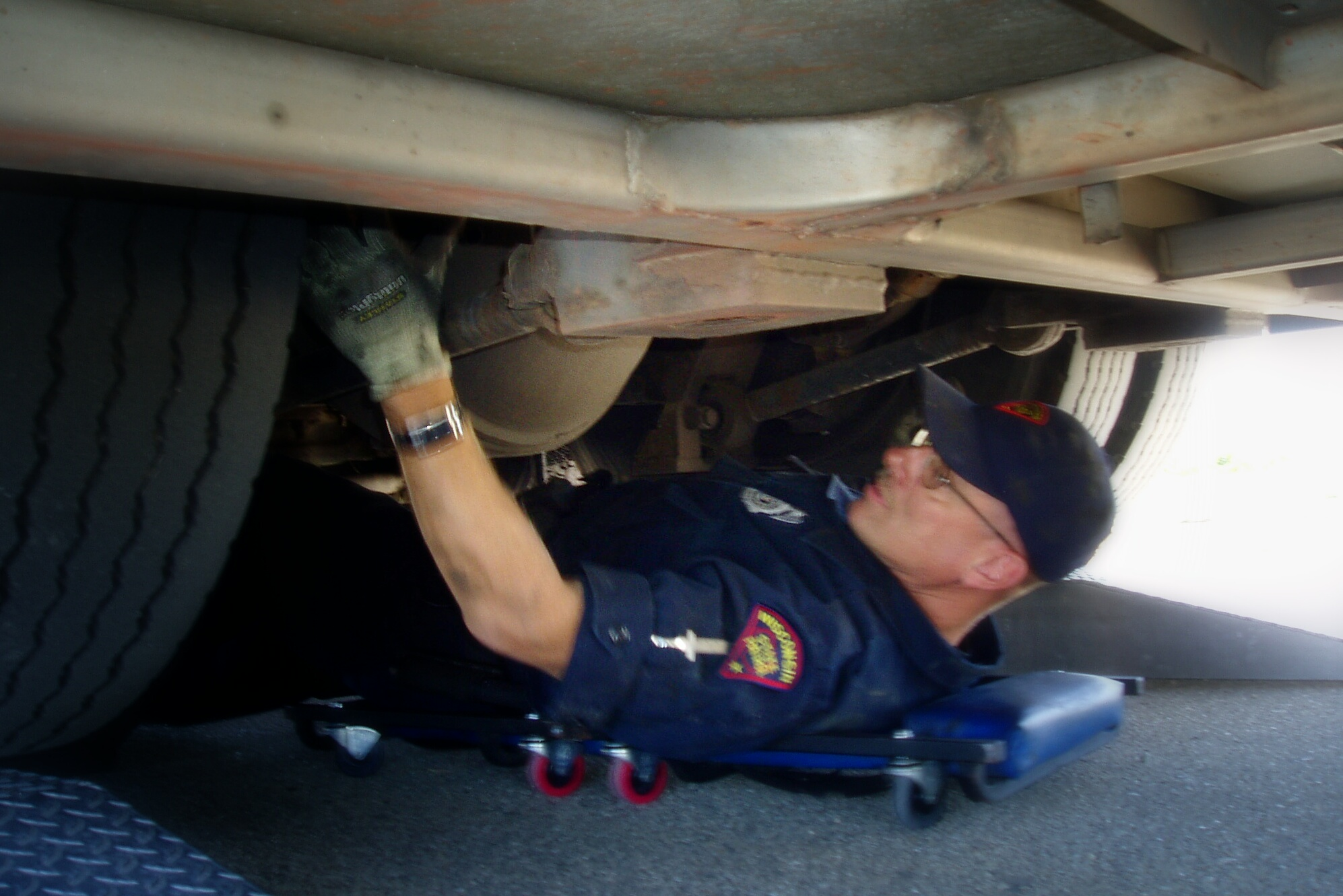 Wisconsin Department Of Transportation Inspections