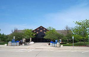 Kenosha rest area