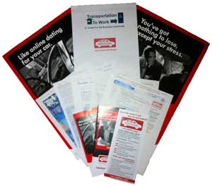 Employee toolkit brochures
